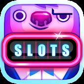 Flip Chip Slots