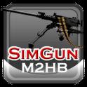 Sim Gun M2HB icon