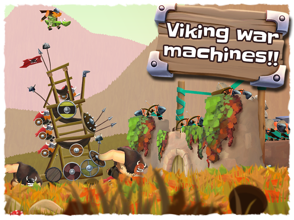 Day of the Viking- screenshot