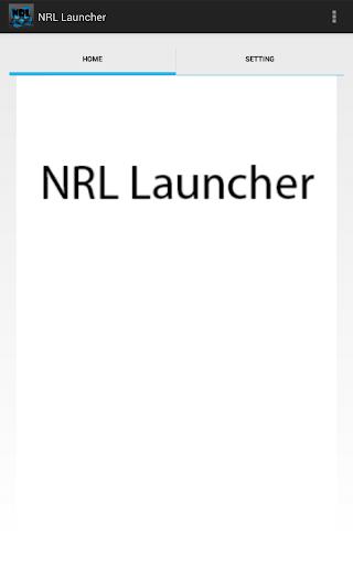 NRL Launcher