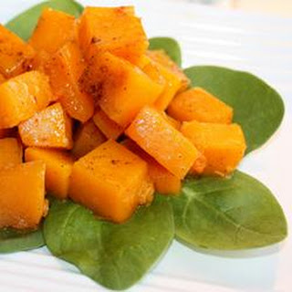 Simple Peanut Squash