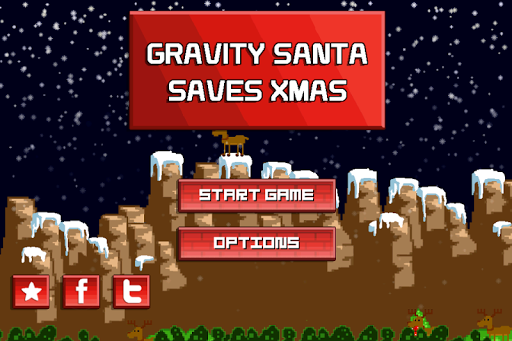 Gravity Santa Saves Xmas