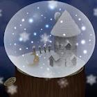 White Snow Live Wallpaper_free icon