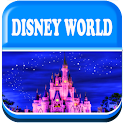 DISNEY WORLD TRAVEL GUIDE icon