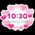 *Lovely* Clock Widget icon