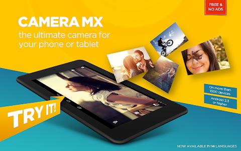 Camera MX v3.0.1