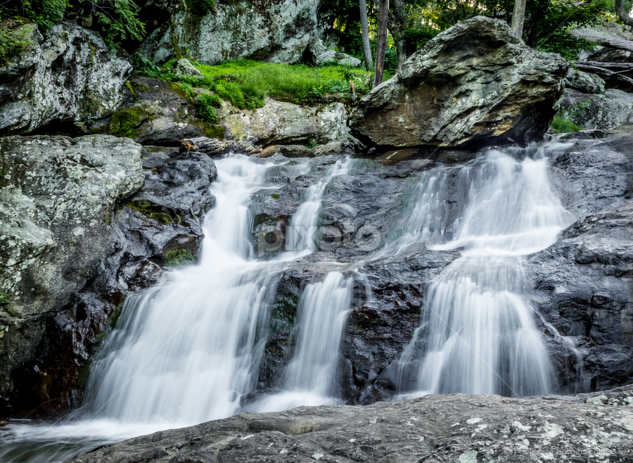 Serenity in Chaos by Jake Easton - Landscapes Waterscapes ( sony, a77, waterfalls, cunningham falls, waterfall,  )