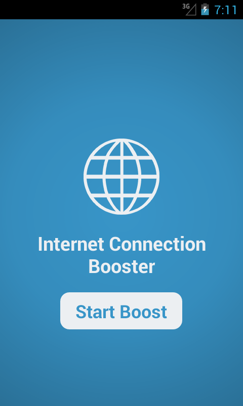 Free Internet Speed Booster- screenshot