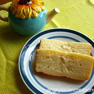 Meyer Lemon and Low Fat Yogurt Cake