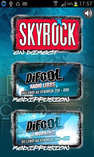 Skyrock - Difool en replay