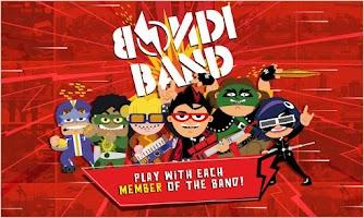 Screenshot of Bondi Band