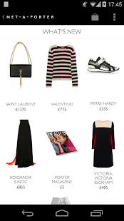NET-A-PORTER - screenshot thumbnail