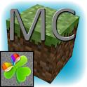 Mine Blockcraft Go Theme logo