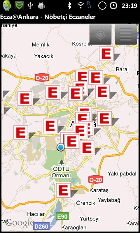 Ecza@Ankara - screenshot