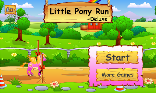 Little Pony Run Deluxe