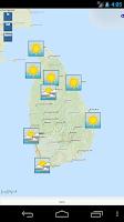 Screenshot of Sri Lanka Weather
