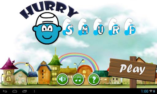 hurry smurfen