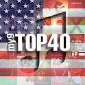 my9 Top 40 : US music charts icon