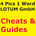 4 Pics 1 Word Cheats & Answers logo