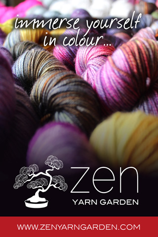Zen Yarn Garden- screenshot