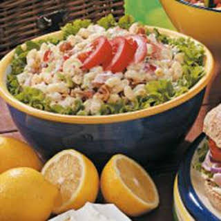BLT Macaroni Salad.