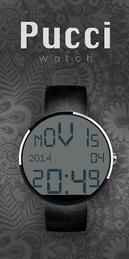 Moto 360 Digital Dark Grey