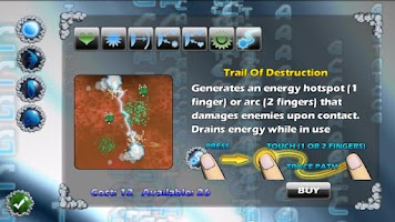 Screenshot of Micro Wars HD