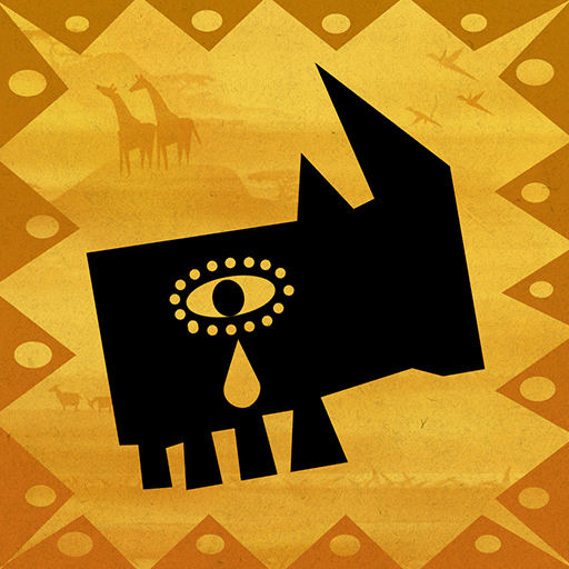 Save a Rhino LOGO-APP點子