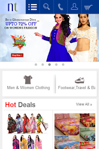 Naaptol: Shop Right Shop More screenshot 0
