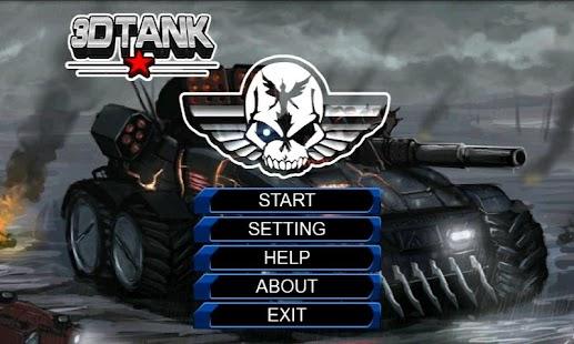 Fatal 3D Tank War