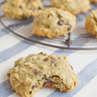Oatmeal Raisin Chocolate Chip Walnut Cookies