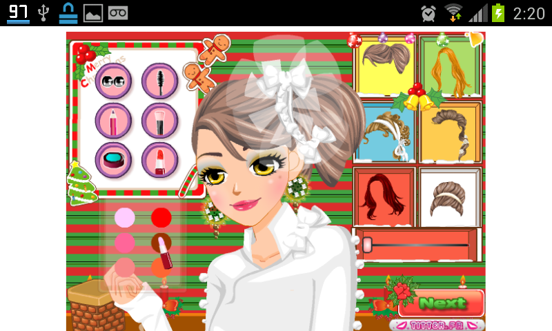 Jogos da Barbie - screenshot
