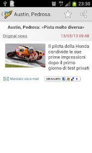 Motorcycle News- screenshot thumbnail