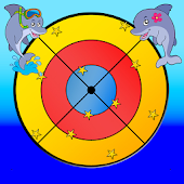 dolphins and darts for kids