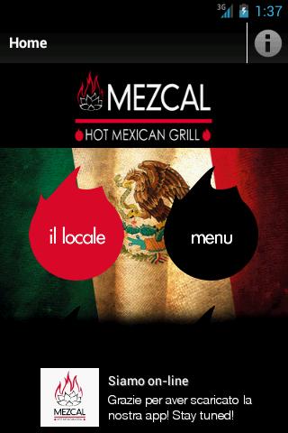 Mezcal Hot Mexican Grill