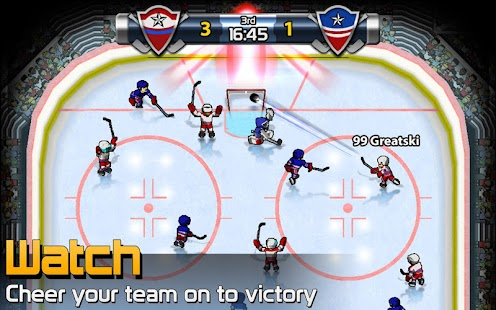 BIG WIN Hockey Screenshot 3