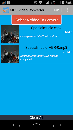 【免費音樂App】MP3視頻轉換器-APP點子