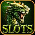 5 Dragons Pokie Game icon