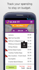 Giant Food SCAN IT! Mobile screenshot 3