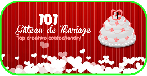 101 Wedding Cake