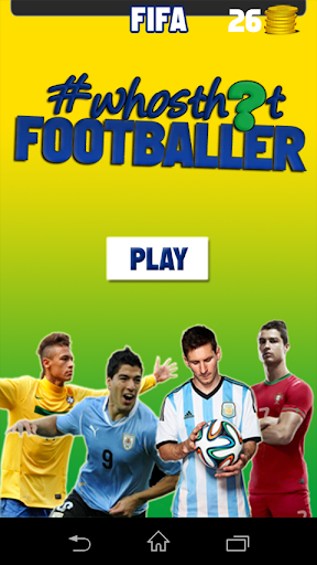 FIFA World Cup 2014 Quiz