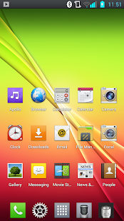 CM11 CM10 LG Optimus G2 Theme - screenshot thumbnail