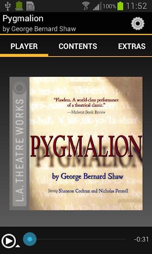 Pygmalion George B. Shaw