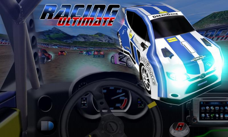 Racing Ultimate Free- screenshot