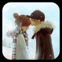 Winter Kiss live wallpaper icon