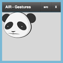 AIR Gestures demo icon