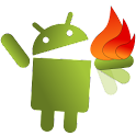 Burning Screen logo