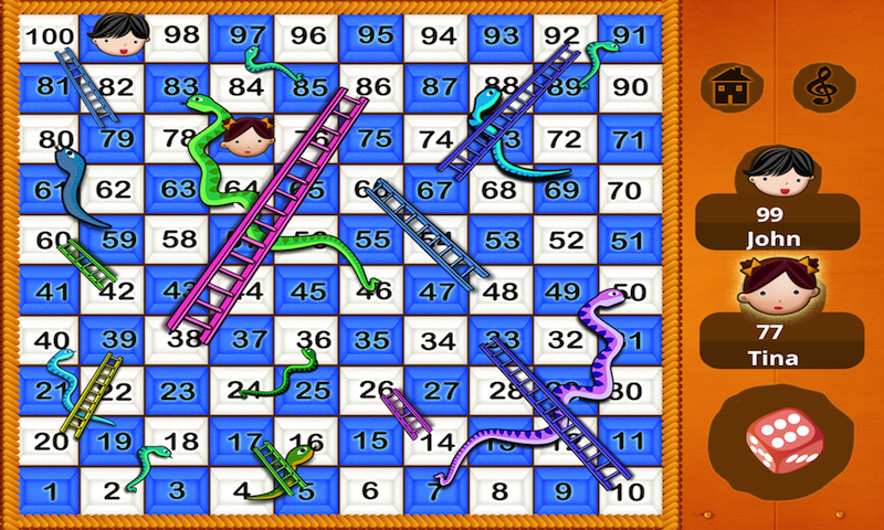 Snakes And Ladders - Android Apps on Google Play: https://play.google.com/store/apps/details?id=com.tinytapps...