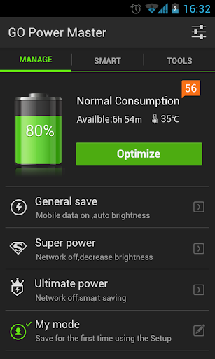 GO Battery Saver &Power Widget Premium v4.13
