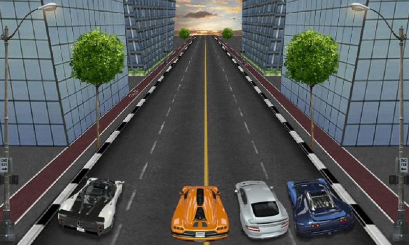 3D La Supercars - screenshot